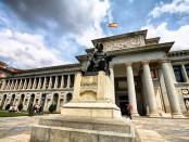 Museo Nacional del Prado, tourist attractions in Spain