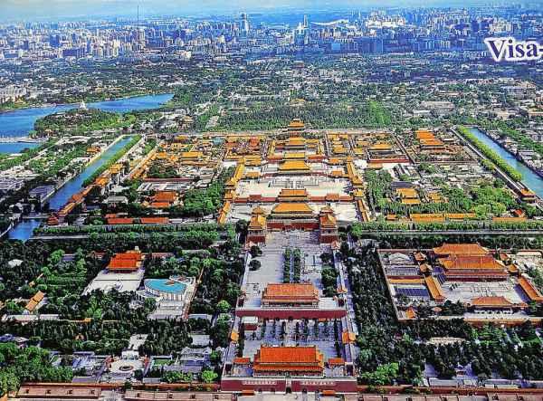 The-Forbidden-City-in-Beijing