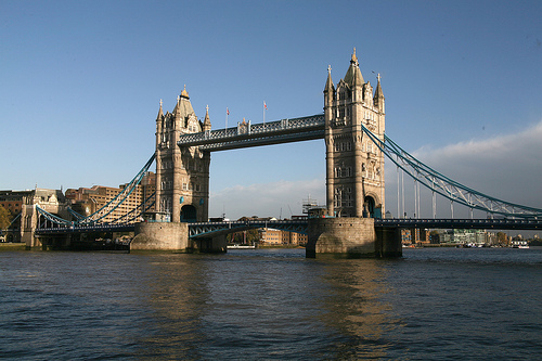 The-Tower-Bridge-of-London