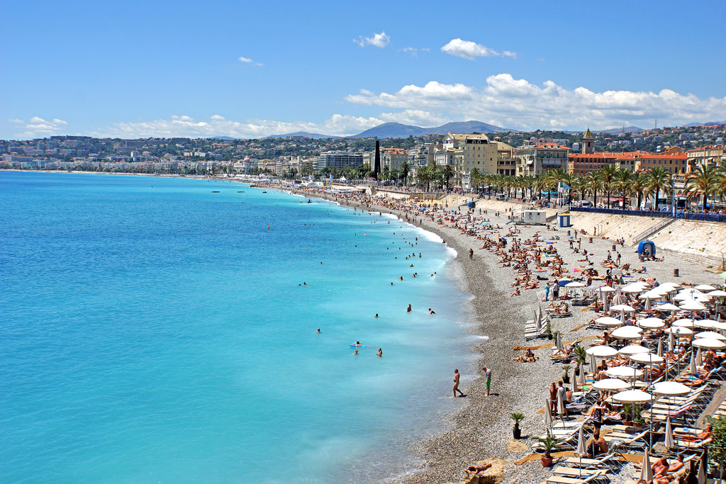 French Riviera photo
