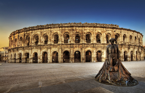 Arena of Nimes photo