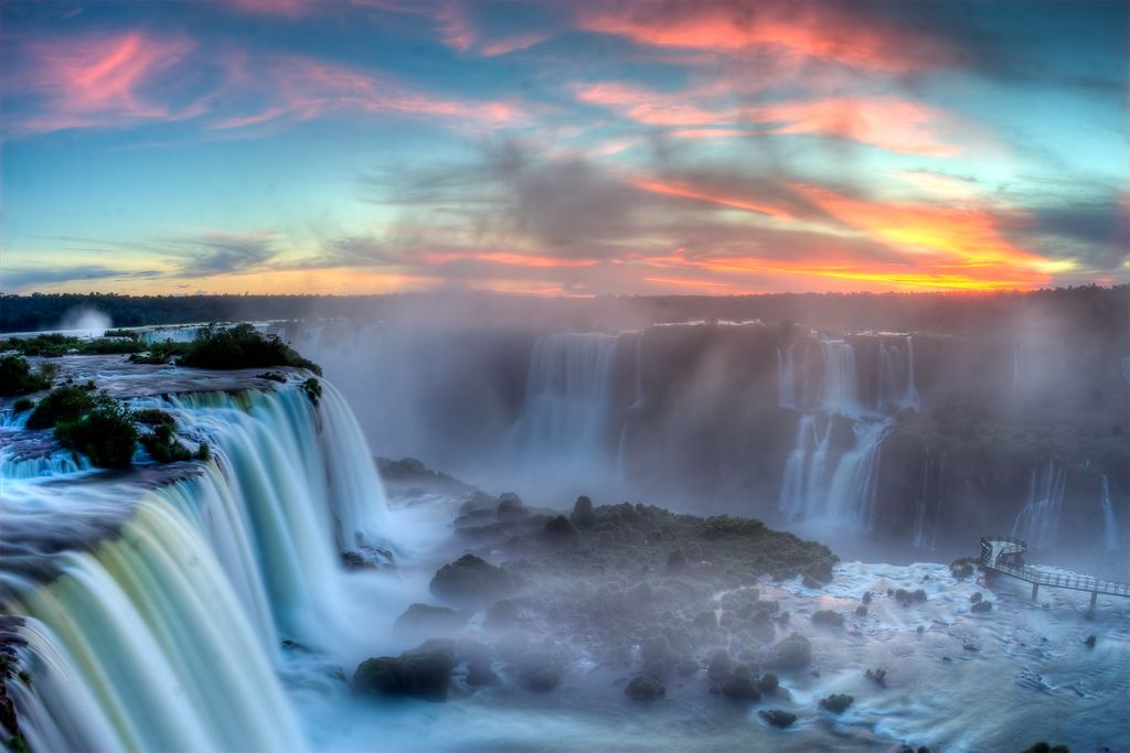 Iguazu Falls Argentina photo