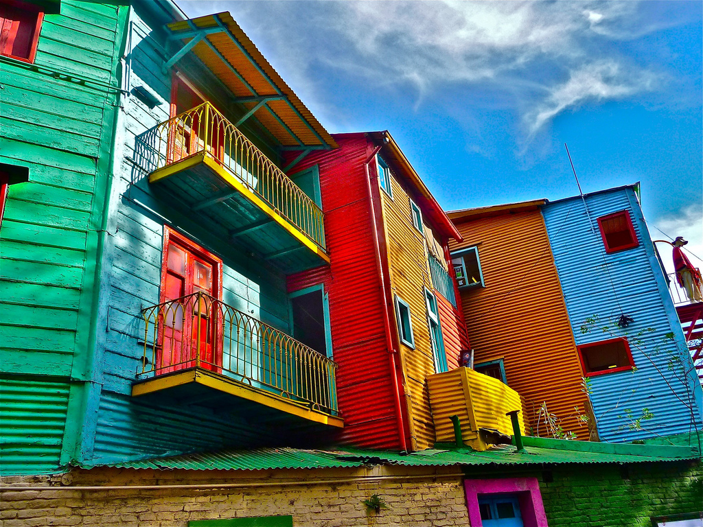 La Boca Neighborhood photo