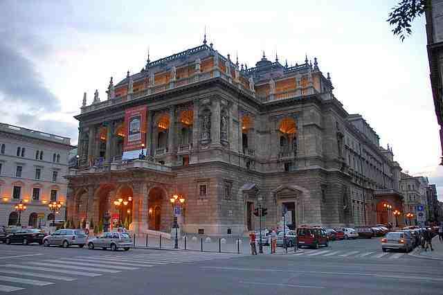 Budapest-Opera-House