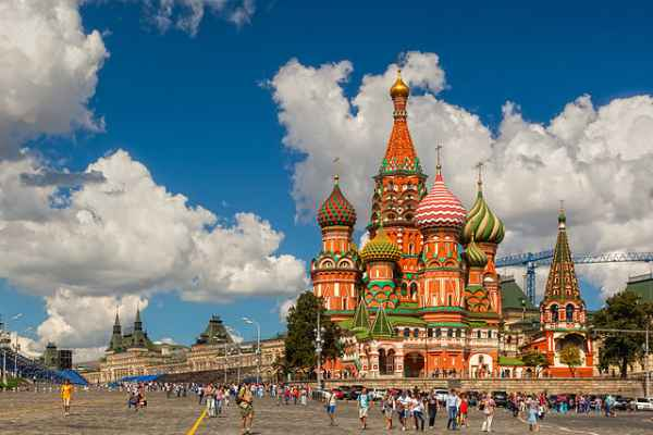 Top Tourist Attractions Russia Travel Lists