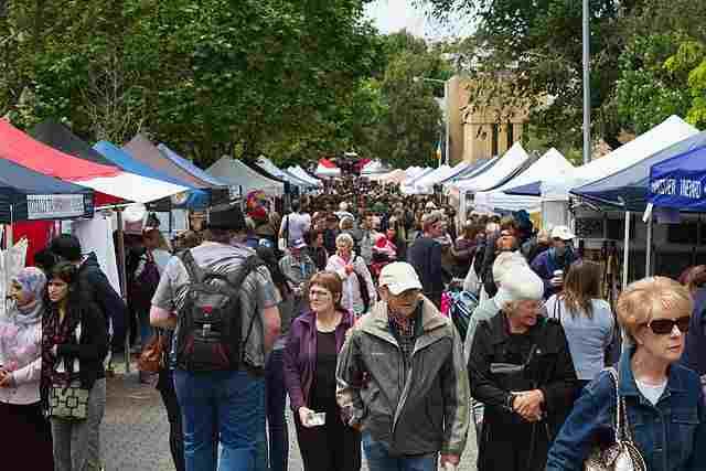 Saturday-Salamanca-Market