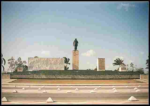 The-Che-Guevara-Mausoleum