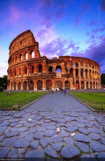 Facts About The Colosseum Top Travel Lists