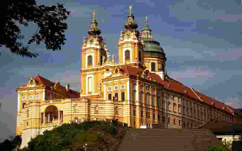 Melk-Benedictine-Abbey