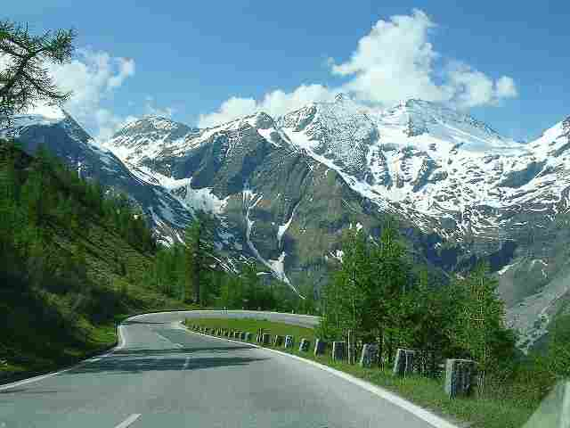 The-Grossglockner-Road