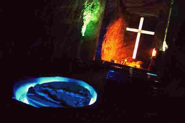 The-Salt-Cathedral-of-Zipaquira