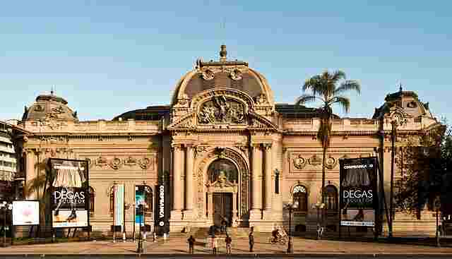 Chilean-National-Museum-of-Fine-Arts