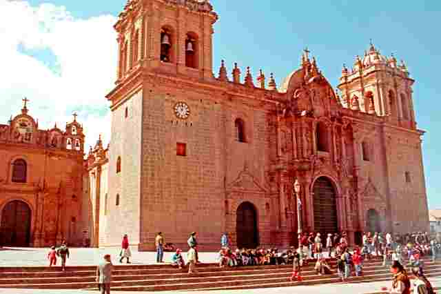 Cusco-Cathedral