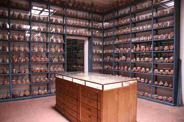 Larco-Museum-Gallary