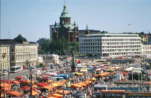 Marketplace Helsinki