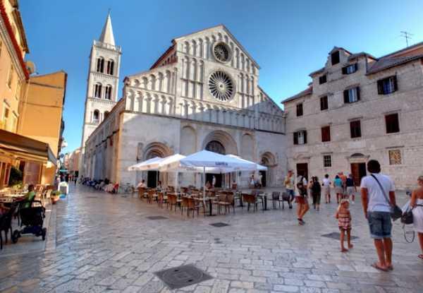 The Historic Centre of Zadar
