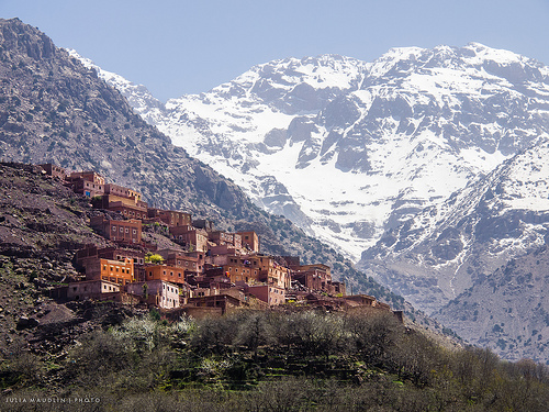 Atlas Mountains photo
