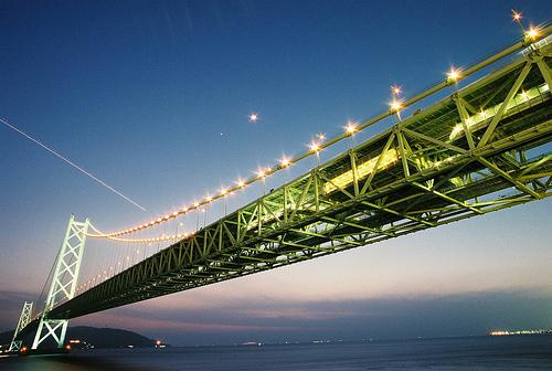 Akashi-Kaikyo Bridge photo