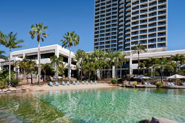 Marriott Resort and Spa, Surfers Paradise