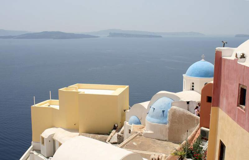 Another Spectacular Santorini View