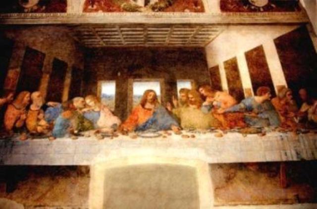 Da-Vinci's-Last-Supper