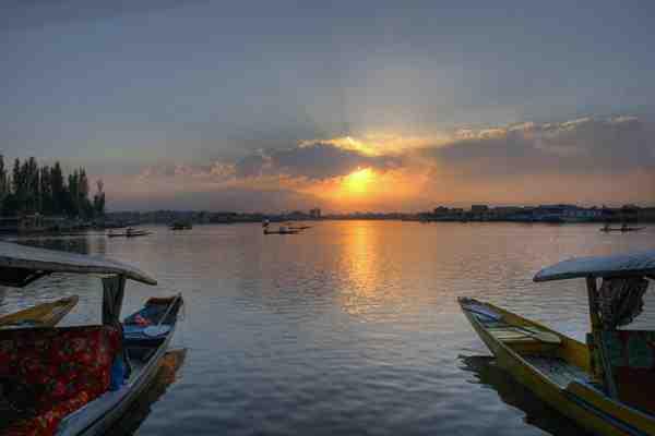 Sunset-in-Kashmir