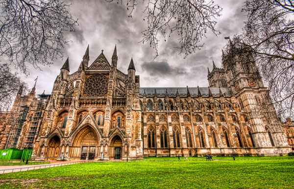 The-Westminster-Abbey