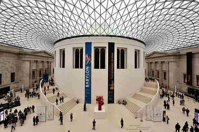 British-Museum-Interior