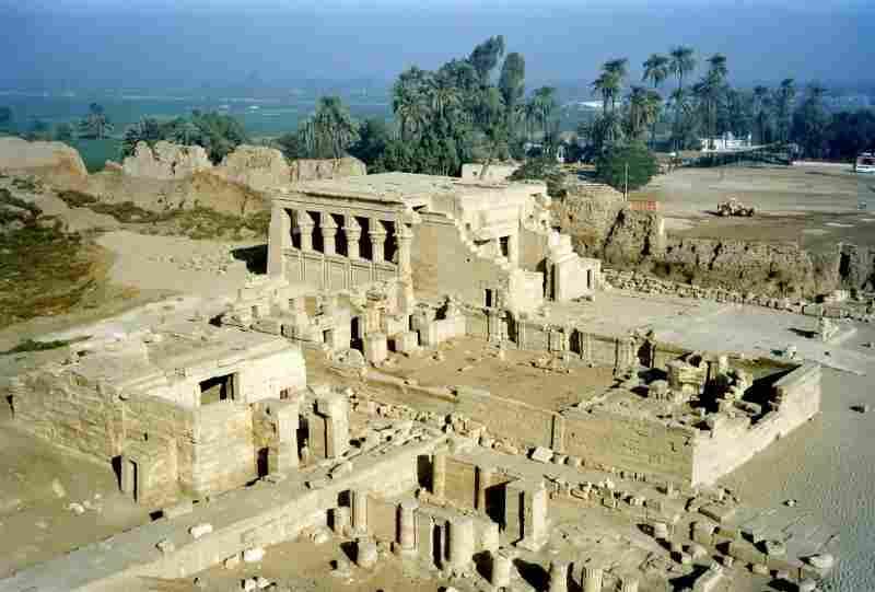 Dendera-Temple
