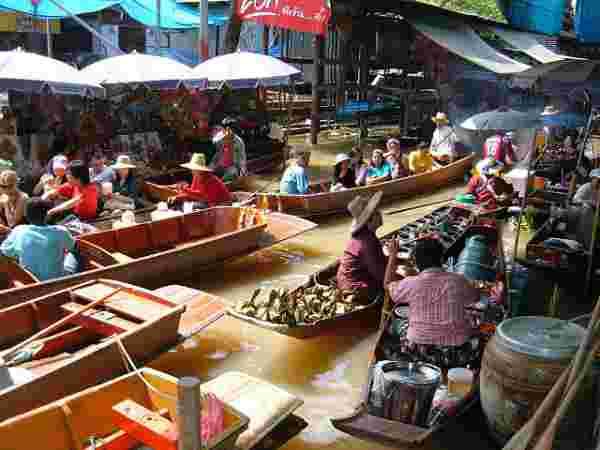 Floating-Markets