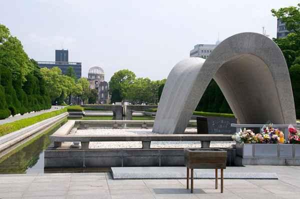 Hiroshima-Peace-Memorial-Park