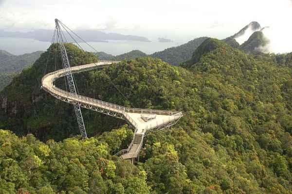 Langkawi-sky-bridge