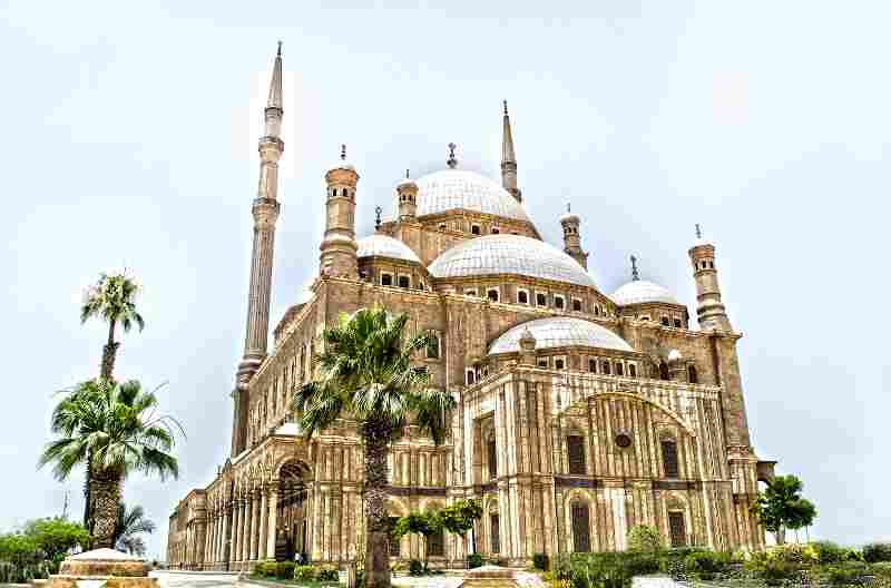 Mohamed-Ali-Mosque-in-Islamic-Cairo