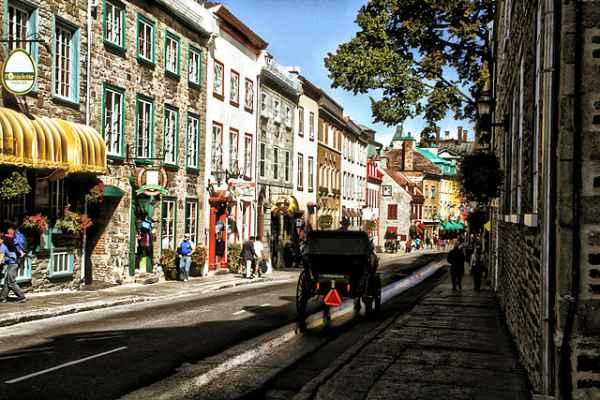 Old-Quebec