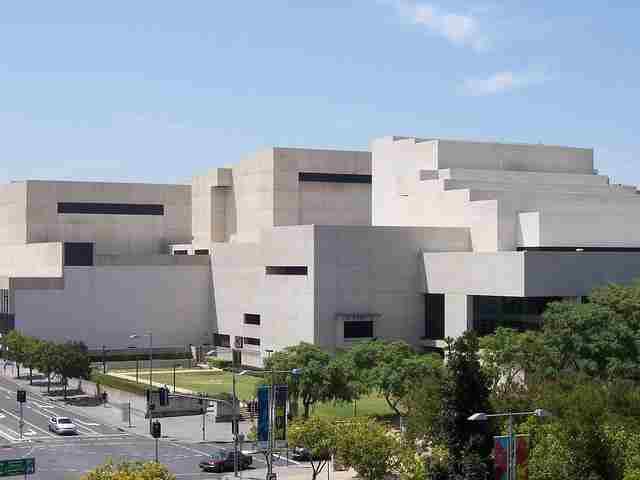 Queensland-Performing-Arts-Centre-