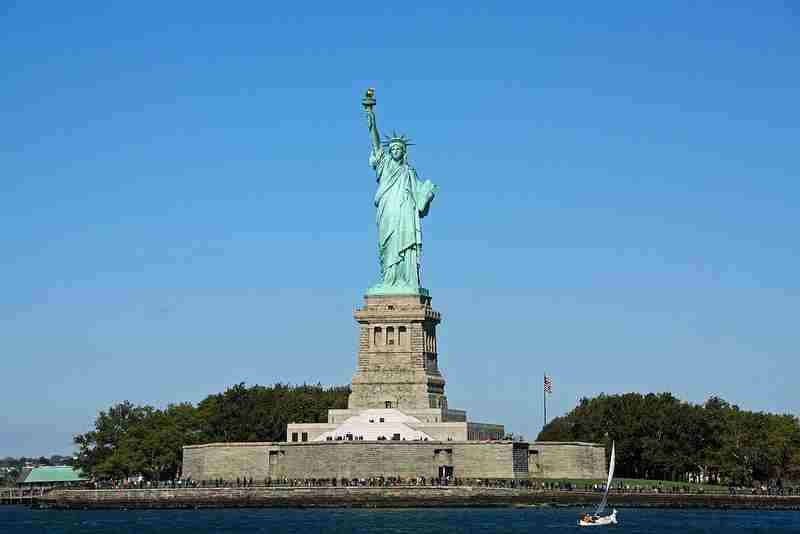 12 Statue Of Liberty Facts You Should Know Top Travel Lists