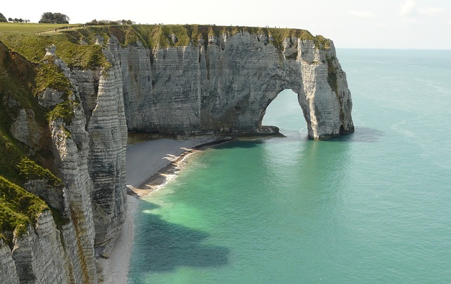 Normandy Beaches photo