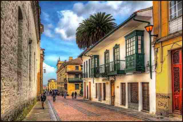 La-Candelaria-in-Bogota