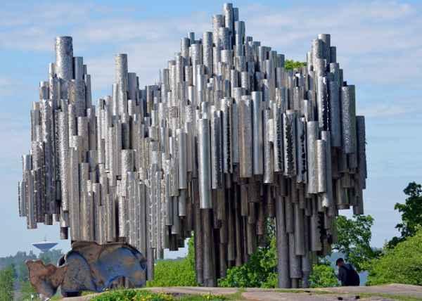 The-Sibelius-Monument