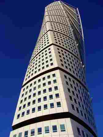 Turning-Torso-Residential-Tower
