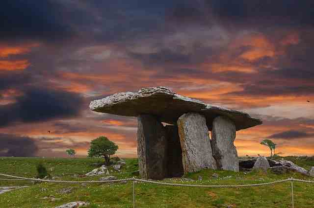 The Burren, one of the top Tourist Attractions In Ireland