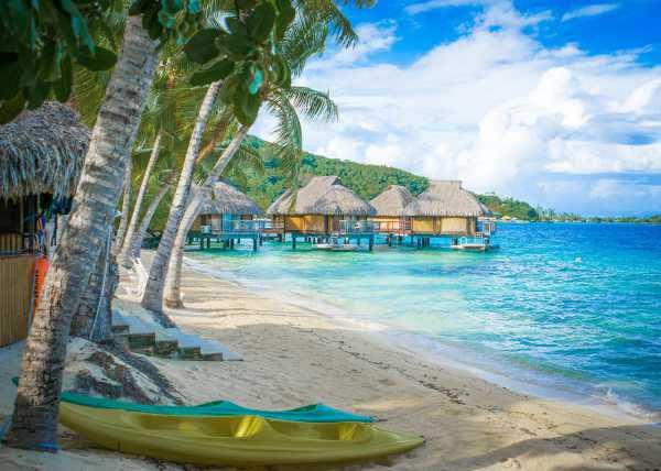 Visit Bora Bora