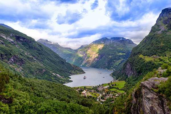 GeirangerFjord, top tourist attractions in Norway