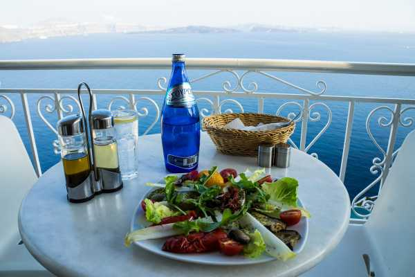 Santorini Food and Wine