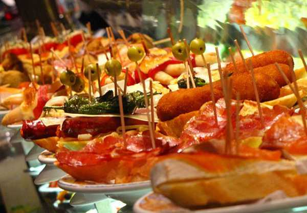 Spanish Food, reasons to visit Spain