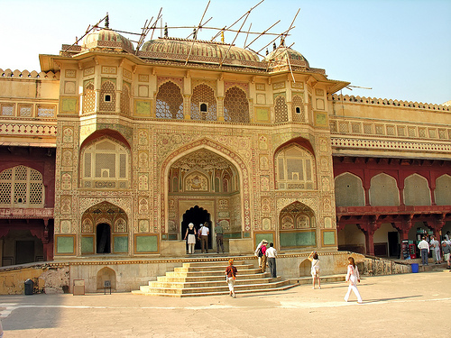 Amber Fort and Palace photo