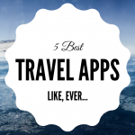 5 Travel Apps That Make Your Travel Easy Peasy